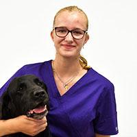 Lorena Marty - Tierpflegerin in Ausbildung
