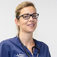 Dr. Charlotte Wüger - Dr. med. vet.