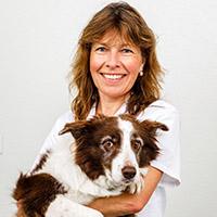 Carmen Müller - Leitende Tierärztin
