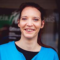Jennifer Fleury - med. vet.