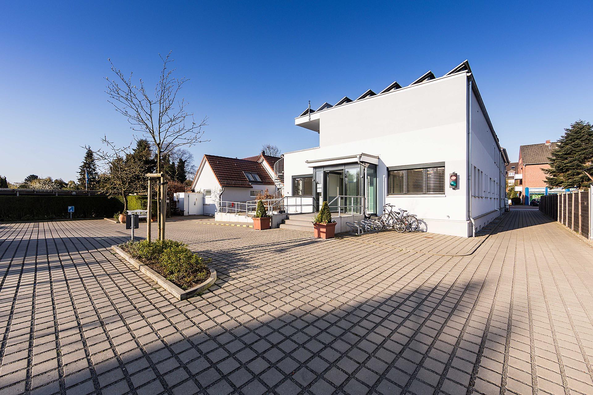 Tierklinik Norderstedt Parkplatz