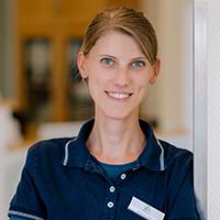 Stefanie Hoff - Assistenztierärztin